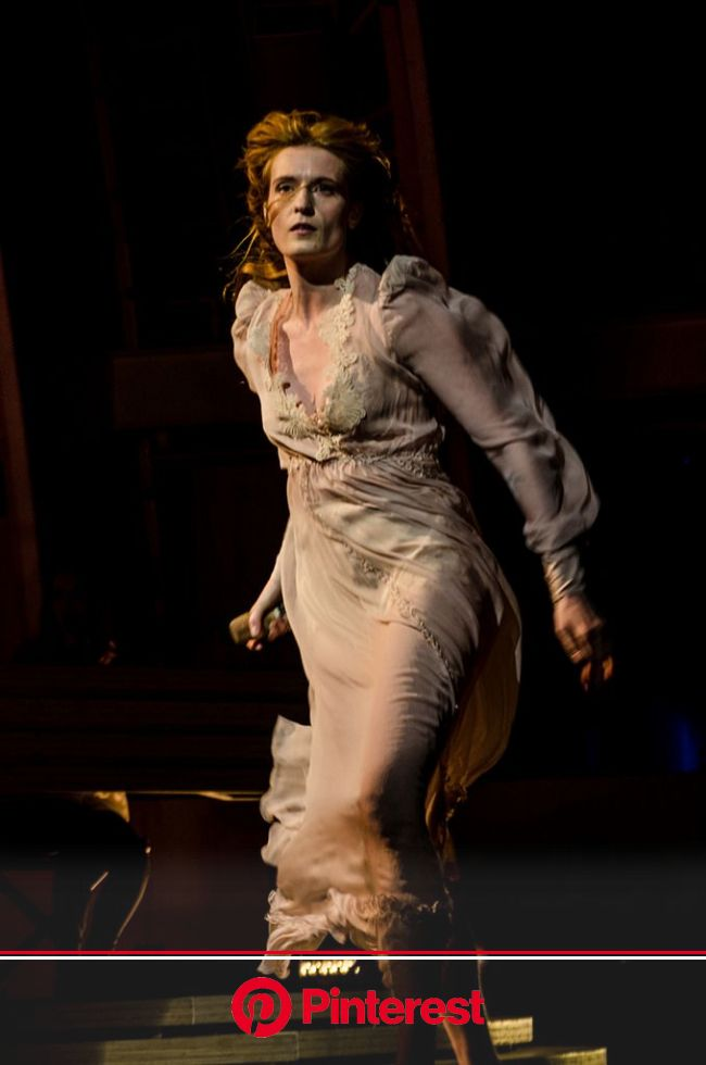 Florence and the Machine @ Hollywood bowl | Florence welch, Florence, Gauzy dress