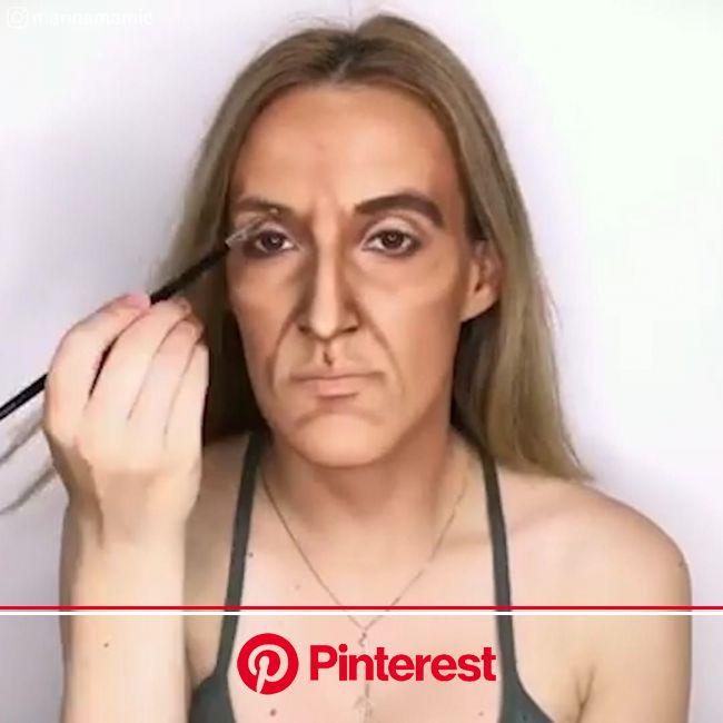 1 Mujer, 14 increíbles transformaciones en celebridades [Video] | Celebrity makeup transformation, Celebrity makeup, Makeup transformation