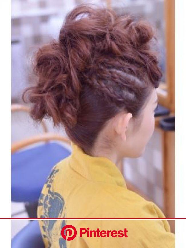 【2019年夏】ヘアセットの髪型・ヘアアレンジ|人気順|8ページ目|ホットペッパービューティー ヘアスタイル・ヘアカタログ | 祭り 髪型, ヘアアレンジ, 髪型