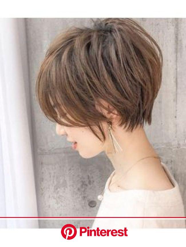 【2020年秋冬】どれが好み?くびれショートのヘアスタイル・髪型・ヘアアレンジ一覧|BIGLOBE Beauty | ショートのヘアスタイル, ショートボブ, ヘアカット