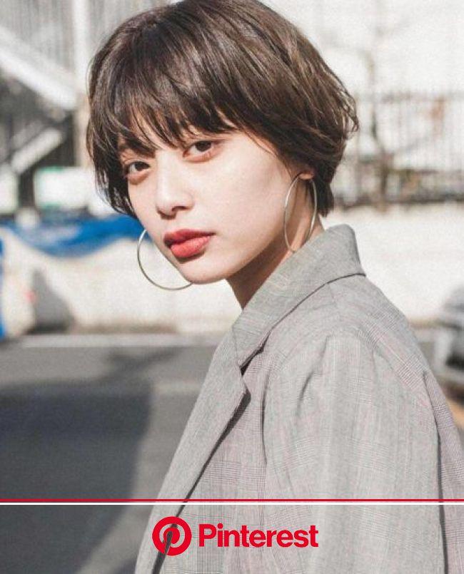 【レディース】おすすめマッシュショート11選【2020】   ヘアスタイル, 短い髪のためのヘアスタイル, ショートヘア