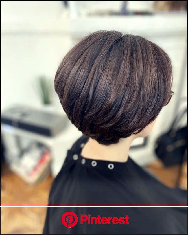 Pin on Coiffure cheveux mi court