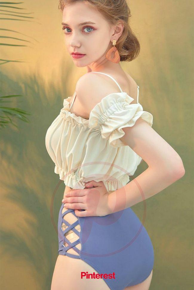 フリルパーティートゥナイトビキニ | 女の子, 女の子 スタイル, モデルフォト