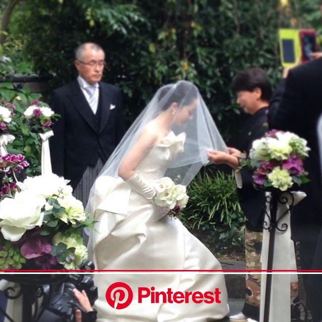 ベールダウンを美しく見せる為に花嫁が気を付けるべき姿勢・振る舞い | marry[マリー] | 花嫁, ウェディング, ウエディング