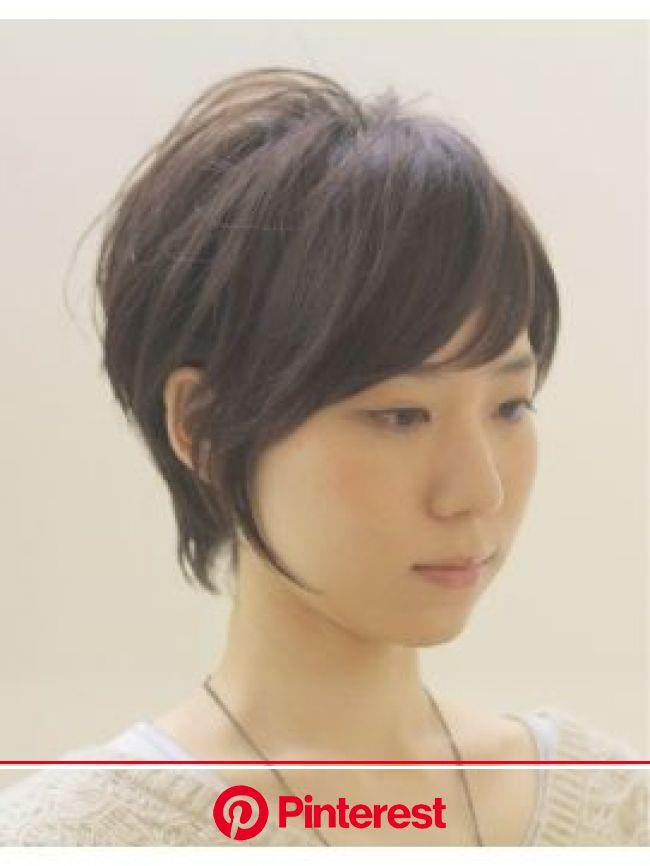 ガーデンヘアー Garden hair|ヘアスタイル:SHORT|ホットペッパービューティー | 短い髪のためのヘアスタイル, ヘアスタイリング, ヘアスタイル