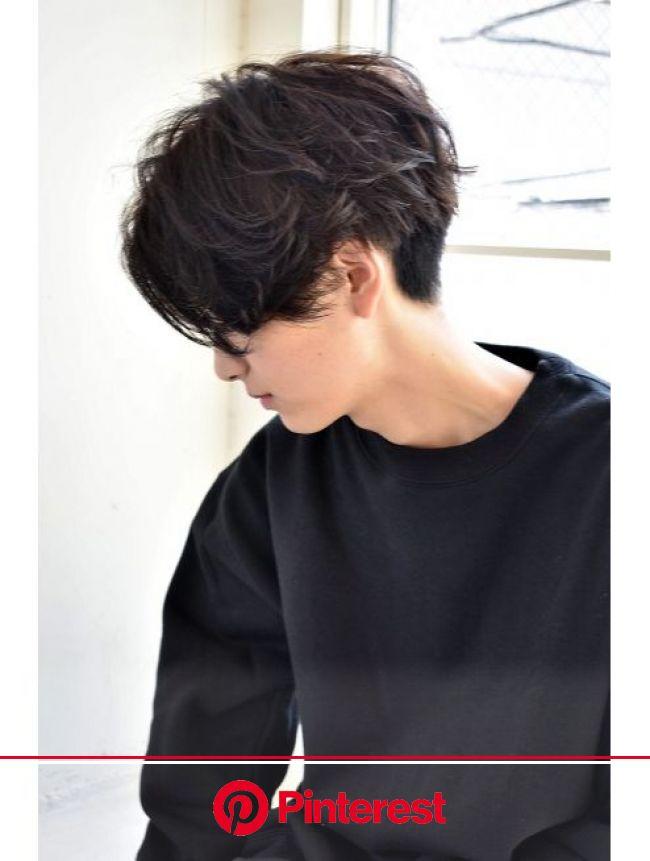 ガーデン オモテサンドウ(GARDEN omotesando)【GARDEN】ビジカジ 前下がりマッシュ(石津圭祐) | ヘアカット, 毛量の多い髪, ピクシーヘアカット