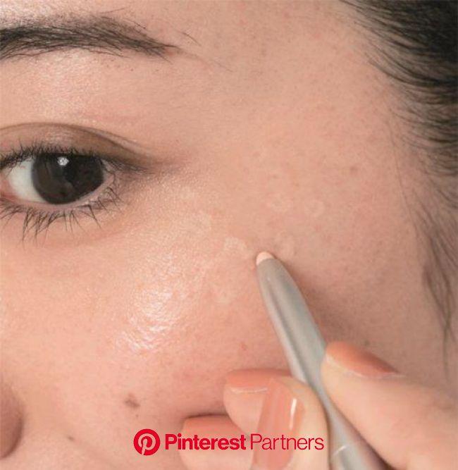 コンシーラーの使い方まとめ|シミ、くまをキレイにカバー!基本の使い方やテクニックをご紹介! | Makeup, Face makeup, Face