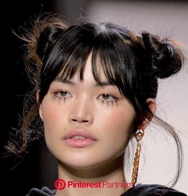 ✧・゚: *biscitu✧・゚:* in 2019   Hair makeup, Runway hair, Beauty makeup