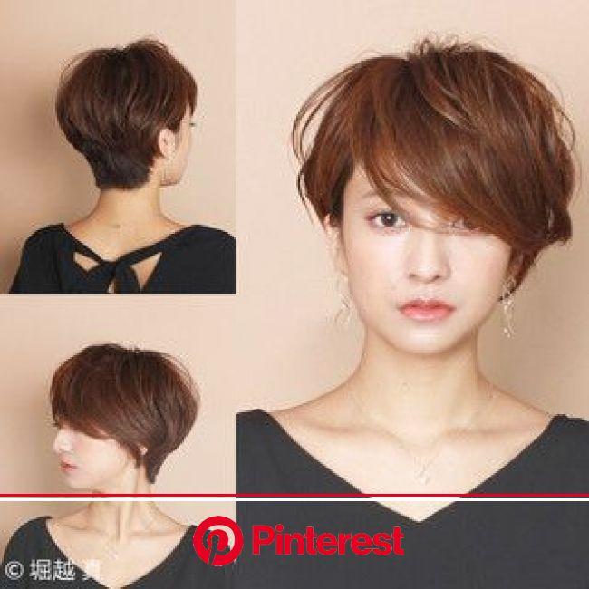 【HAIR】堀越 真さんのヘアスタイルスナップ(ID:385923)。HAIR(ヘアー)では、スタイリスト・モデルが発信する20万枚以上のヘアスナップから、髪型・ヘアスタイル・ヘアアレンジをチェックできます。 | ショート パーマ, ヘアスタイル, ヘアスタイリング