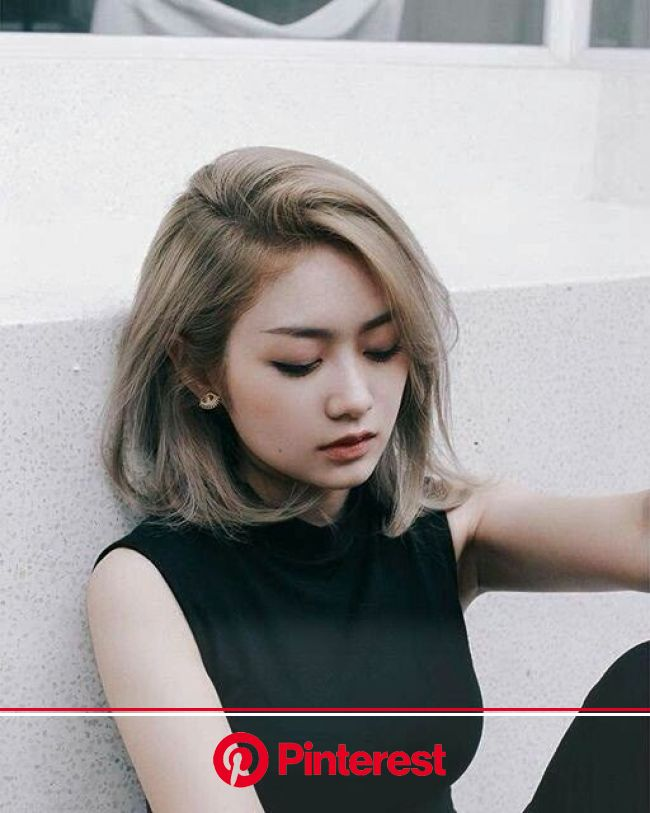 26 Cute Short Haircuts That Aren T Pixies With Images Asian Short Hair Korean Short Hair Medium Hair Styles Luna Margarin ǾŽã—さ