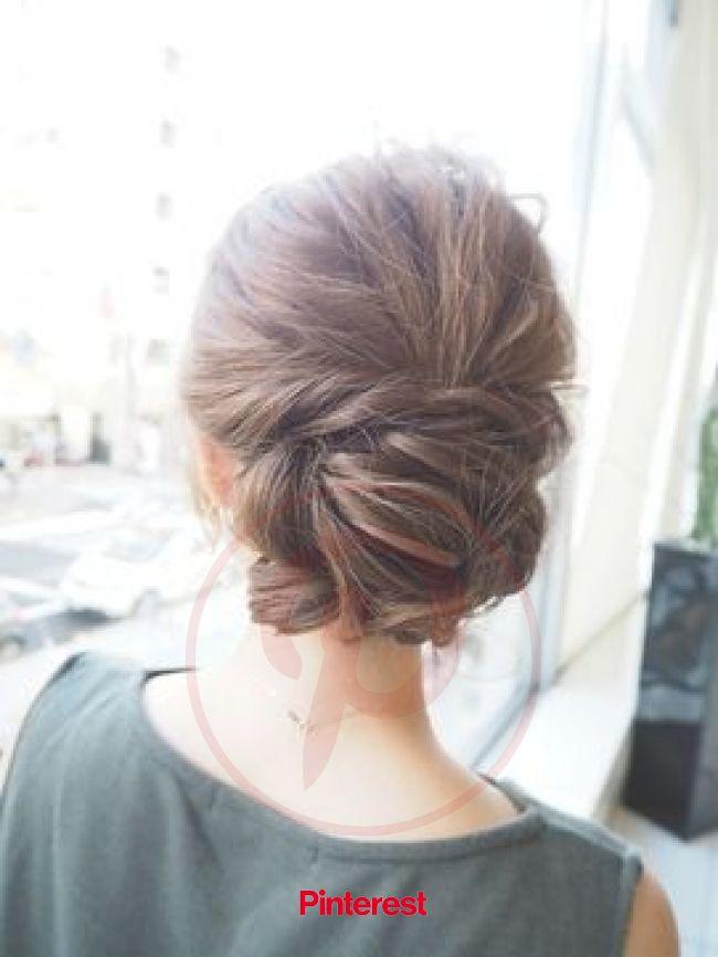 人気のヘアスタイル、髪型を探すならKirei Style[キレイスタイル] in 2020 | Hair arrange, Hair up styles, Hair lengths
