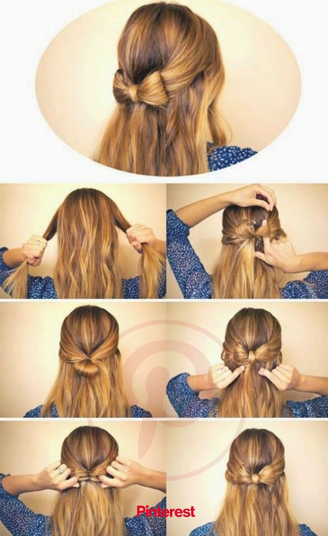 20 DIY Elegant Hairstyles For Any Occasion | Pony hairstyles, Long hair styles, Hair styles