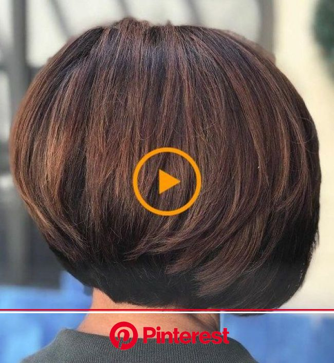 60 clásicos peinados cortos y peinados para cabello grueso #peinadosfaciles #peinadoscortos #peinadoslargos | Kapsels, Mode kapsels, Korte kapsels