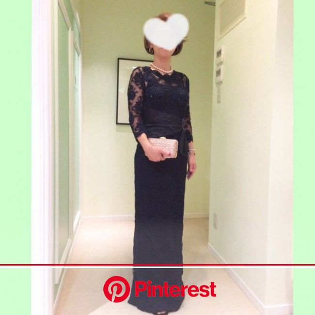 新婦のお母様から喜びのお声☆「黒留袖もいいけどフォーマルドレスも素敵ねと好評でした!」 | 結婚式の母親ドレス・服装・フォーマルドレスのレンタル | M&V for mother | 親族衣装, 黒留袖, フォーマルドレス