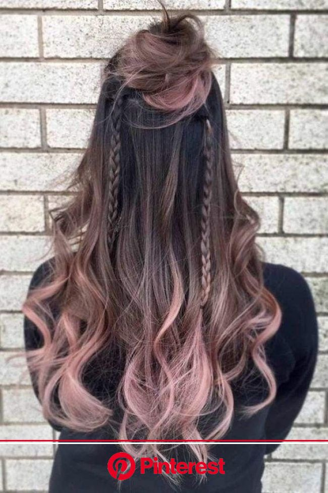 13 Hair Color Ideas for Brunettes | Brunette hair color, Hair color crazy, Cool hairstyles