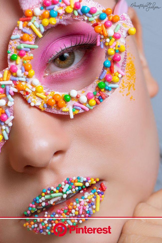 Candy Photoshoot Inspiration. Beauty photography, dream girl aesthetic, close-up beauty, beauty portrait, beauty … | Candy photoshoot, Candy photograp