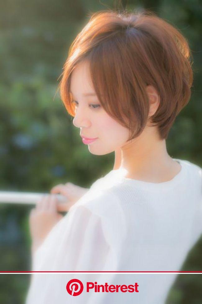 大人かわいい前下がりショートスタイル|Euphoria SHIBUYA GRANDEのヘアスタイル | ヘアスタイリング, ヘアスタイル, ヘアカット