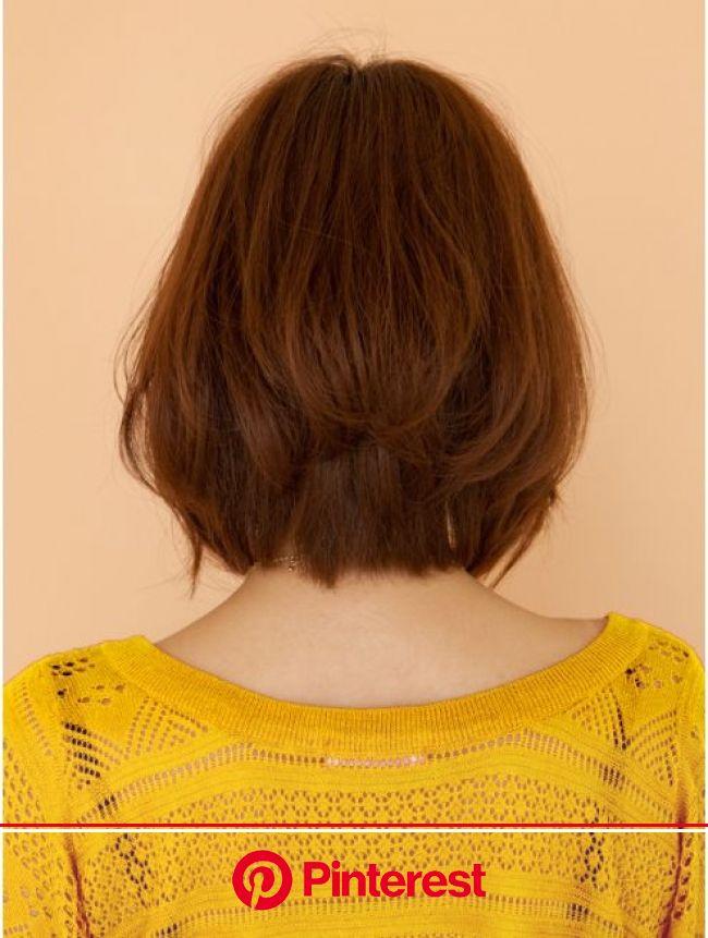 【VIALA 自由が丘】ミディアムボブ:L000789982|ヴィアラ 自由が丘(VIALA)のヘアカタログ|ホットペッパービューティー(画像あり) | ミディアムボブ, ヘアスタイル, ボブ 40代