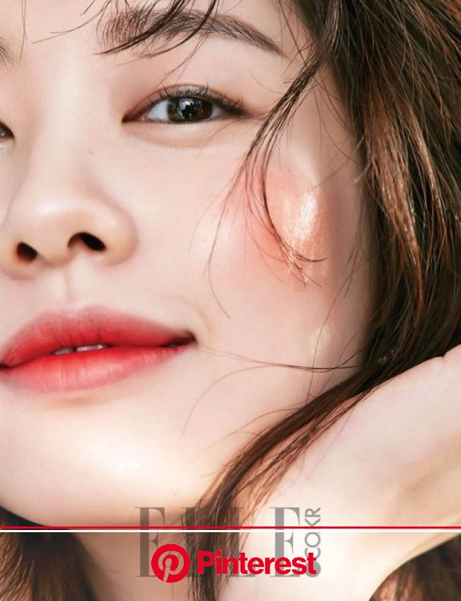 Jung So Min For August 2016 Issue Of Elle | Jung so min, Perfect complexion, Makeup forever