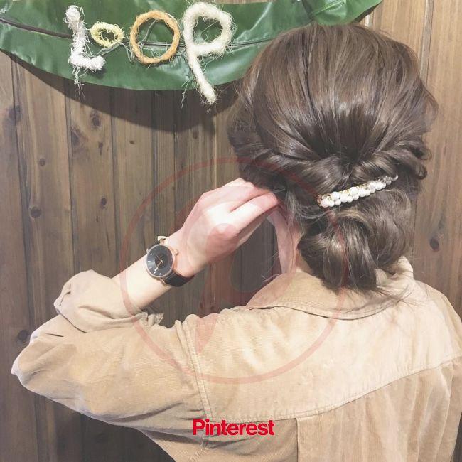 どこでやったの?って聞かれる♡セルフパーティアレンジまとめ in 2020 | Hair arrange, Hair styles, Hair beauty:__cat__
