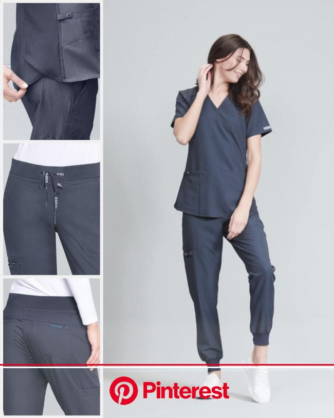The Touch Collection by Med Couture [Video] | Stylish scrubs, Scrubs uniform fashion, Scrubs outfit