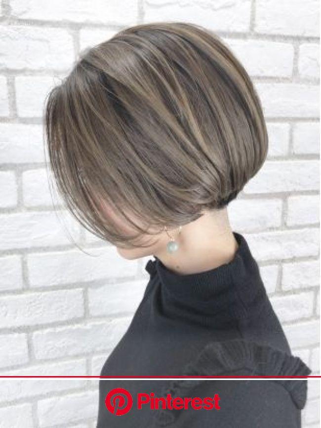 【2019年春】マッシュボブの髪型・ヘアアレンジ|人気順|ホットペッパービューティー ヘアスタイル・ヘアカタログ | ヘアスタイル, ヘアカット