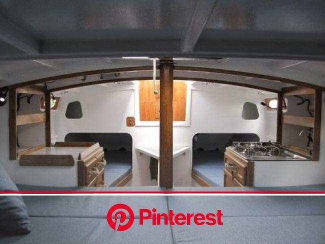 Pin by Miljenko Jeric on Sailboat | Boat interior, Boat building, Boat
