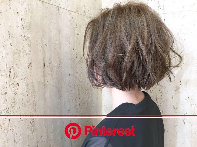 「like」おしゃれまとめの人気アイデア|Pinterest|Ayami Sato | ボブパーマ, ヘアスタイル, パーマ