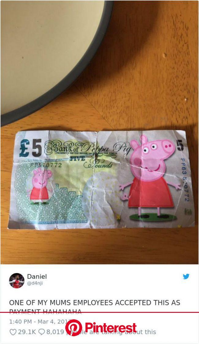Bank Of Peppa Pig | Peppa pig memes, Pig memes, Peppa pig funny