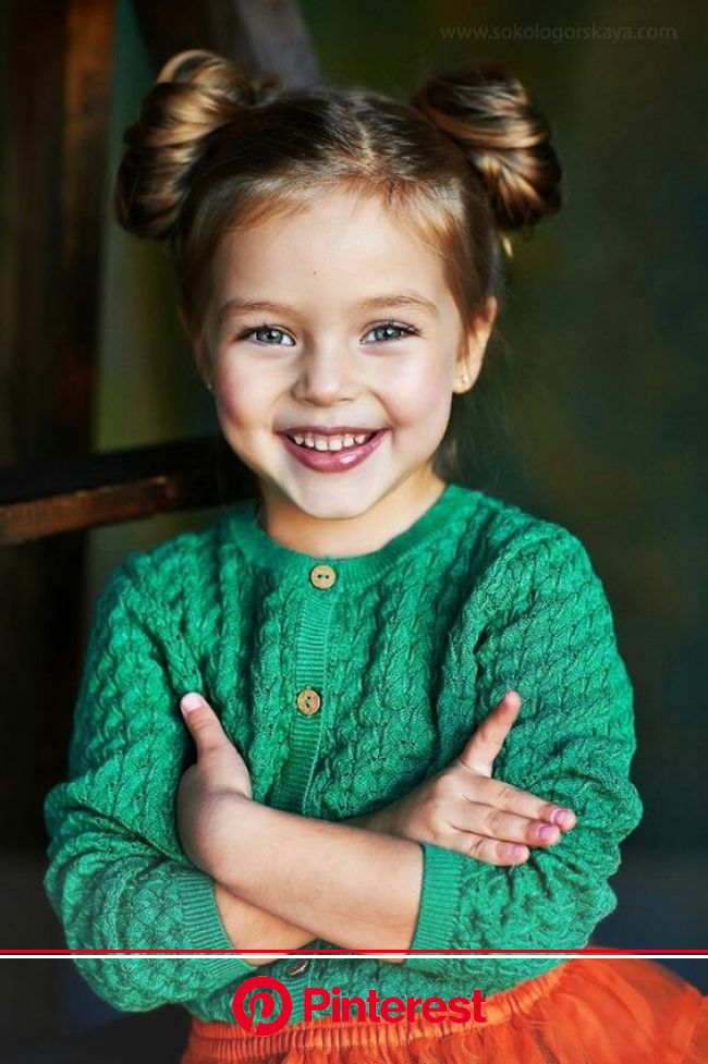 20 Pretty Hair Styles for Your Little Girl | momooze - Page 13 | Kids hairstyles, Little girl hairstyles, Beautiful children