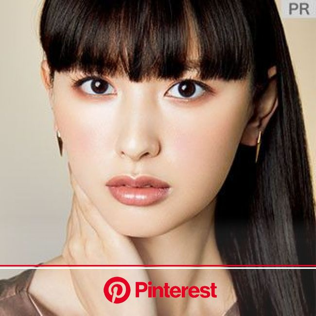イイネ1500超の大反響❤︎平たい顔を立体的に見せる7つのポイント | マキアオンライン(MAQUIA ONLINE) | 美髪, ヘアメイクアップアーティスト, ヘアスタイリング