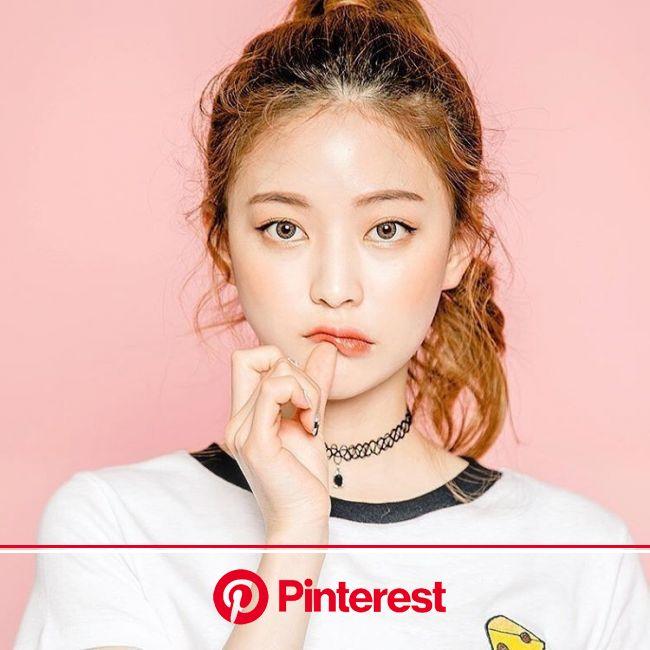 This is Love || Park Jisung ✔ [ Revisi ] | Fashion makeup, Asian makeup, Makeup inspiration