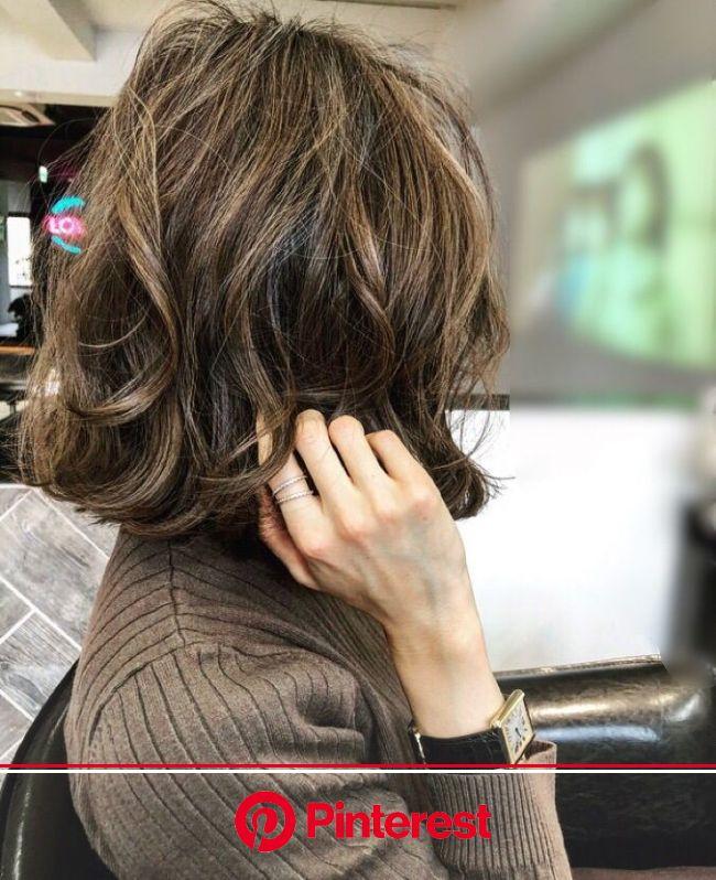 のりこ『ヘアメンテナンス へ。』 | ヘアメンテナンス, ヘアスタイル, 髪型