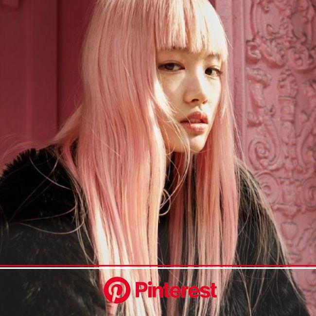 世界中で話題!ピンクヘアーの「フェルナンダ・リー」って? | 4MEEE | ブロンドショートヘア, ヘアスタイリング, ピンクヘア