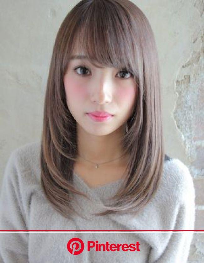さらさらプラチナベージュ(TK−76) | ヘアカタログ・髪型・ヘアスタイル|AFLOAT(アフロート)表参道・銀座・名古屋の美容室・美容院 | アジアの髪の色, ショートのヘアスタイル, ロングのレイヤー入りヘア