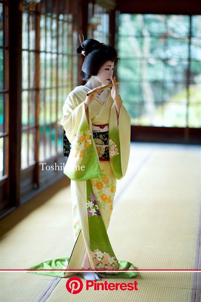 特集 宮川町 とし夏菜(5) | とし亀ちゃんがゆく | 芸妓, 芸者