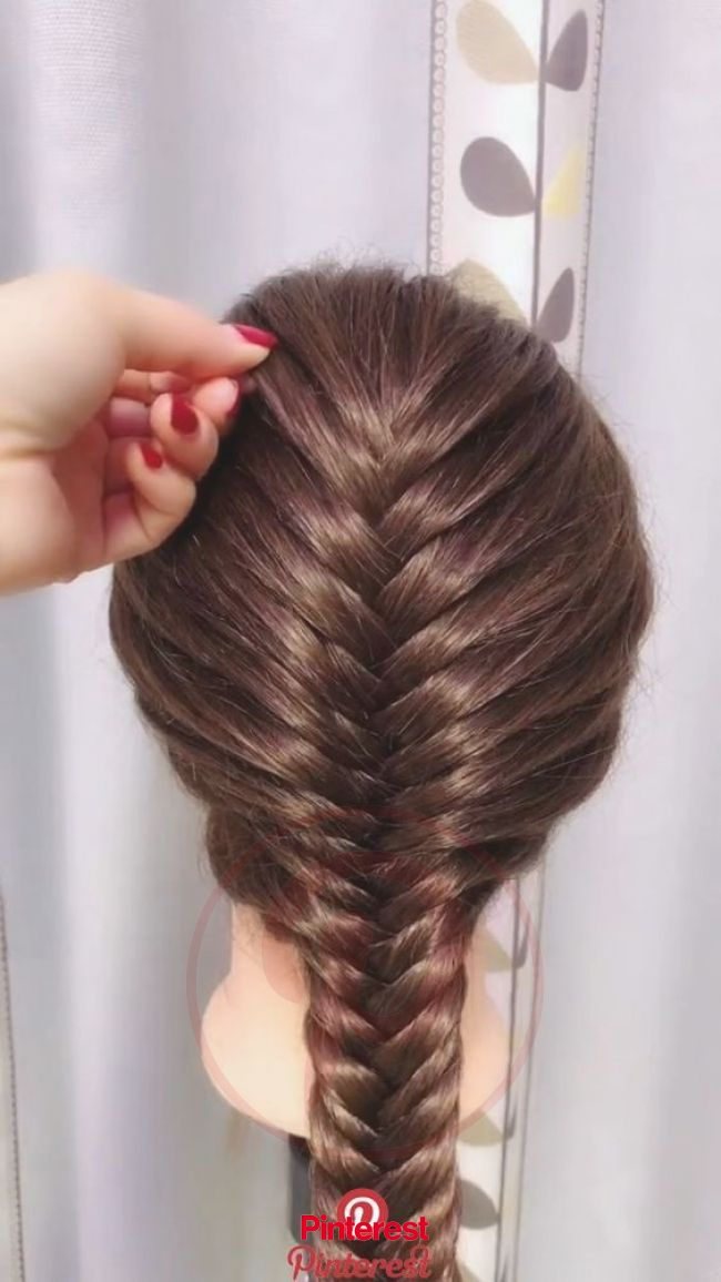 Trend Braided Hairstyles | Hair styles, Peinados hair styles, Long hair styles