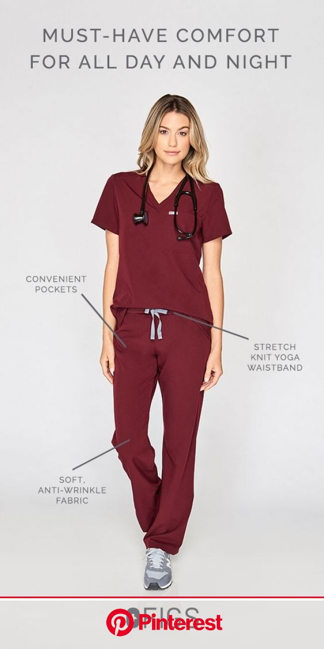 Modern, tailored scrubs that feel amazing! Upgrade your scrubs today and receive FREE shipping on ord… | Nurse outfit scrubs, Nursing scrubs outfits,