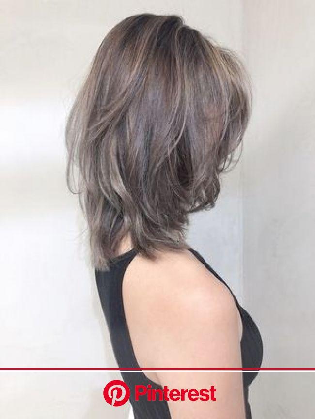 【2020年冬】ミディアム マッシュウルフ カジュアル・ストリート パーマ 髪量:普通/髪質:柔らかい/太さ:細い/クセ:少し 顔型:卵型の髪型・ヘアアレンジ|人気順|ホットペッパービューティー ヘアスタイル・ヘアカタログ【2020】 | ヘアスタイリング, ヘアスタイル, ヘア アイディア