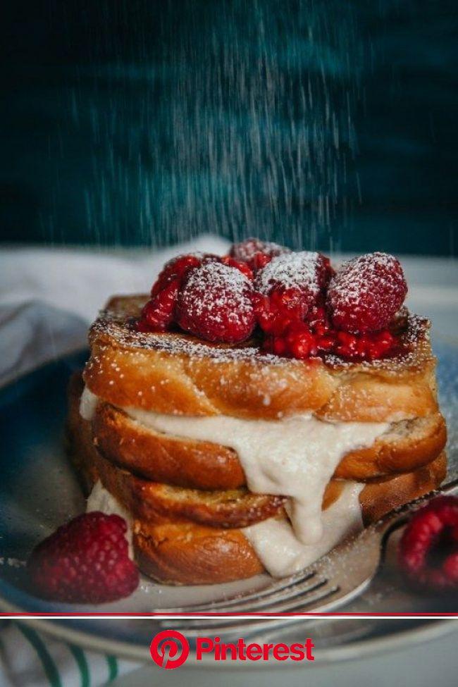 Yummy ???? | Vegan french toast, French toast bake, Toast recipes