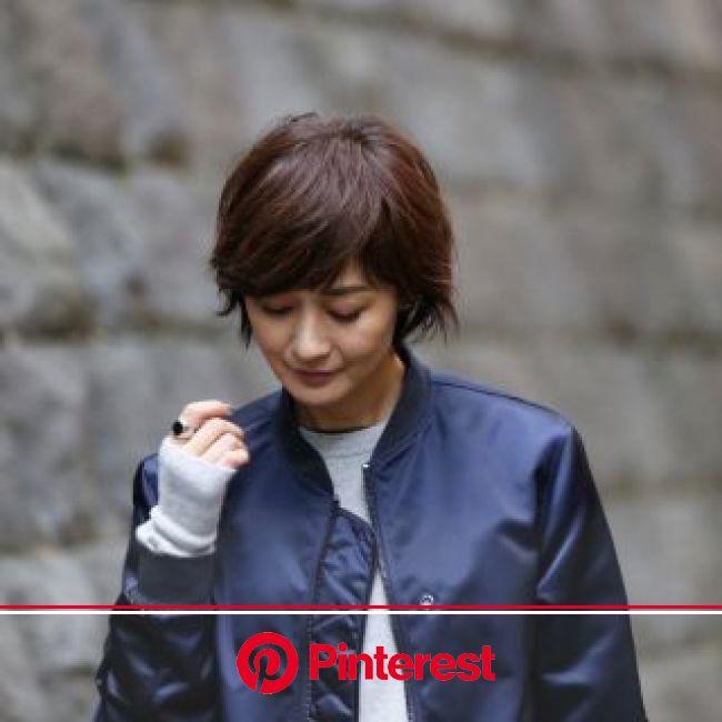 富岡佳子 - Yahoo!検索(画像) | ショートボブのヘア, ショートヘア