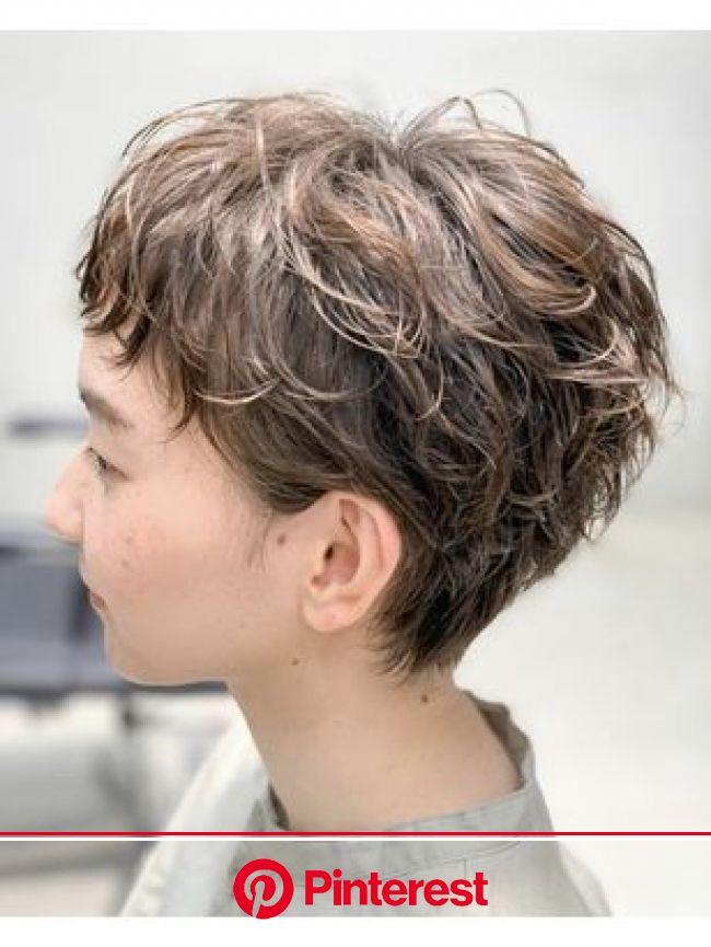 【2021年冬】ベリーショートの髪型・ヘアアレンジ|人気順|36ページ目|ホットペッパービューティー ヘアスタイル・ヘアカタログ | ヘアスタイル, パーマ, ショートのヘアスタイル