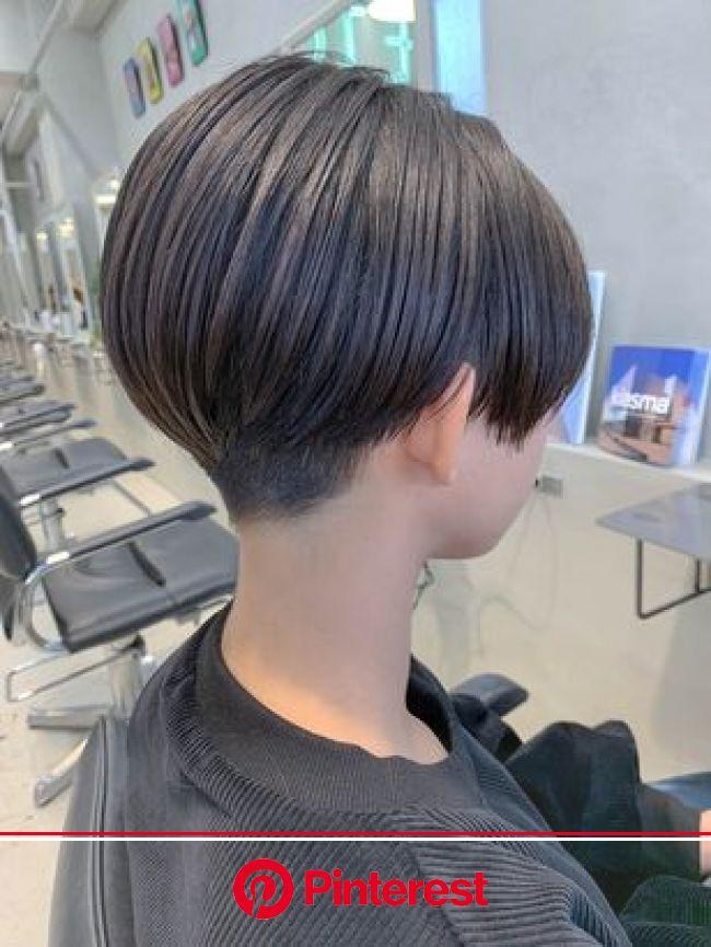 【2021年冬】ベリーショートの髪型・ヘアアレンジ|人気順|7ページ目|ホットペッパービューティー ヘアスタイル・ヘアカタログ【2021】 | ハンサムショート, ヘアスタイル, 髪型