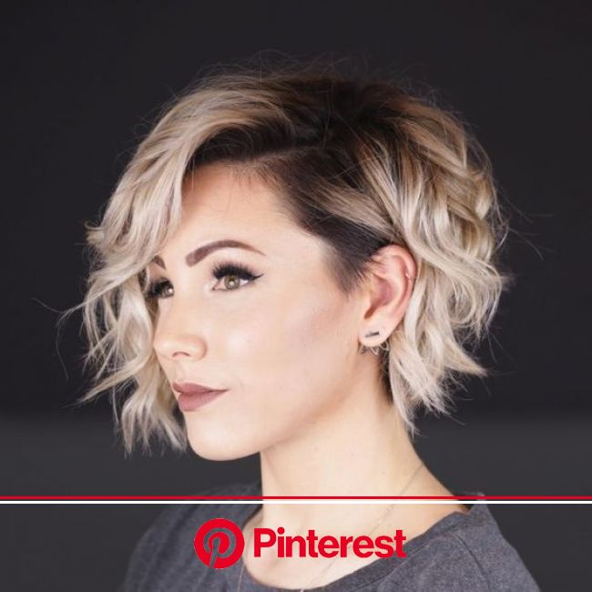 70+ Hottest Short Hairstyles and Haircuts for Everyday Elegance in 2021 | Thick hair styles, Hair styles, Curly hair styles naturally