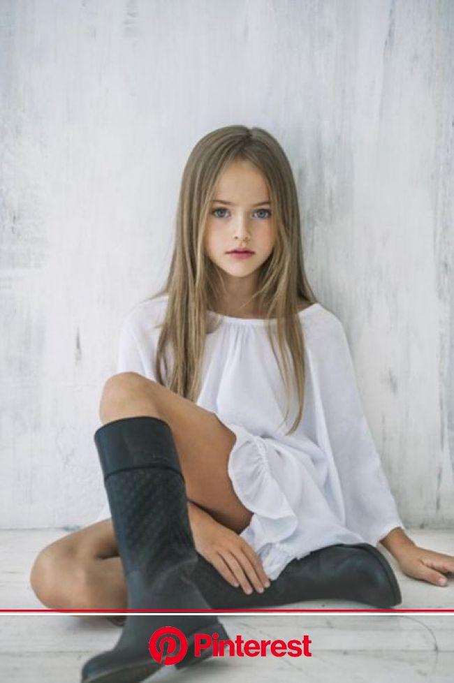 【画像あり】「世界一の美少女」クリスティーナ・ビメノヴァ…ロシアの9歳の少女、世界的な知名度を誇るスーパーモデルに | ロシア美少女, ピメノヴァ, 女の子モデル